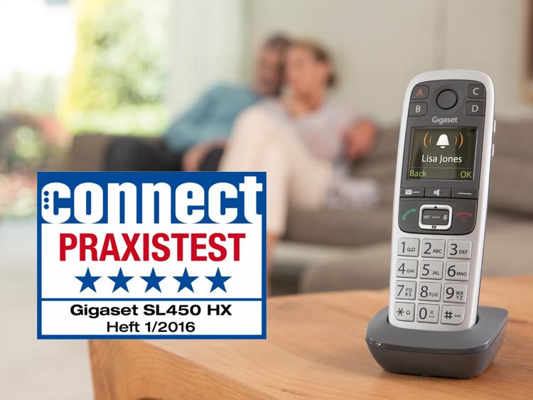 Gigaset-HX-Modelle-connect