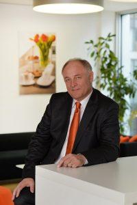 Klaus Weßing, CEO Gigaset AG