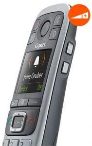 Seniorentelefon Gigaset E560 Extra Laut Taste