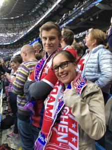 Gigaset Fanreise FC Bayern Madrid