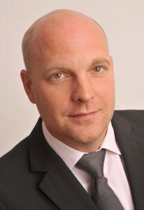 Maik Brockmann, CSO der Gigaset AG