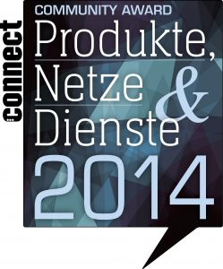 Logo connect_Community-Award_2014