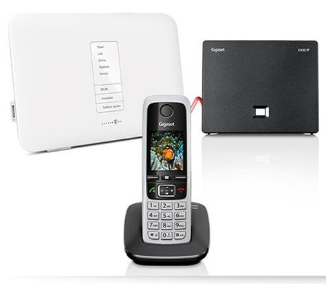 Die neuen Gigaset IP-Telefone