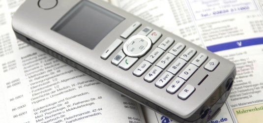 Einfaches Telefonbuchmanagement - kein Problem mit Gigaset
