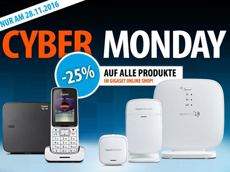 Cyber-Monday-bei-Gigaset