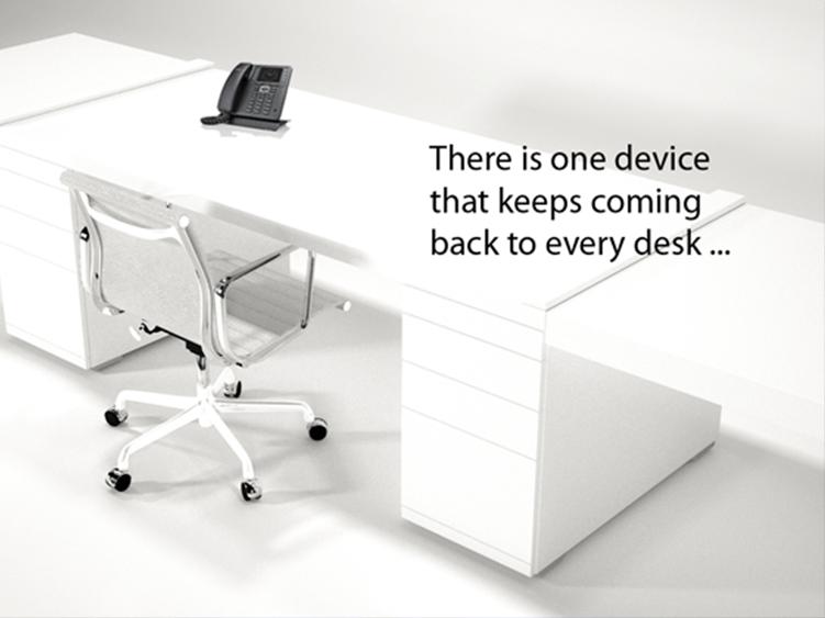 Gigaset_Desk-Telefon KMU