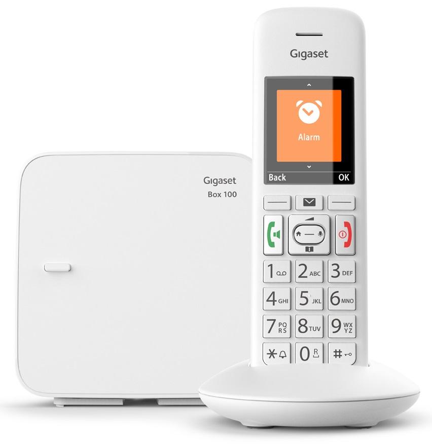 Gigaset E370 Großtastentelefon