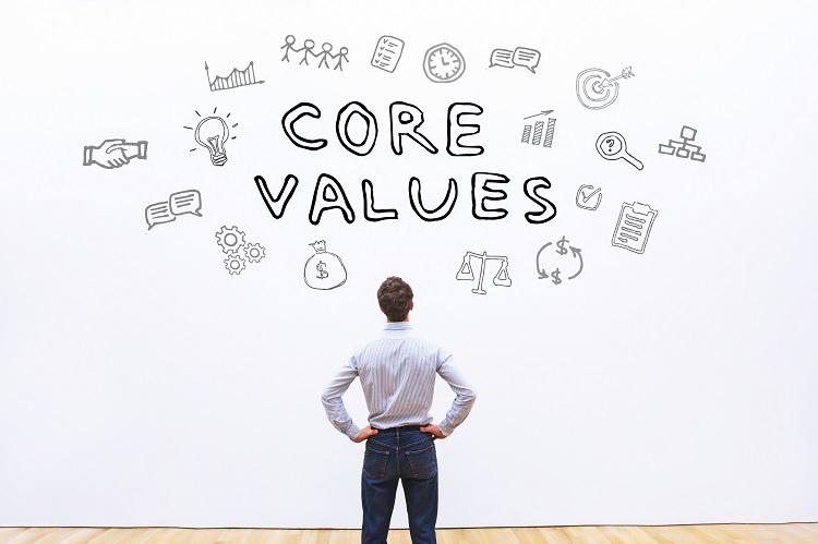 Gigaset Werte