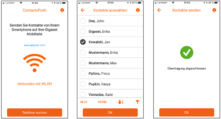 Gigaset_ContactsPush_App_Use