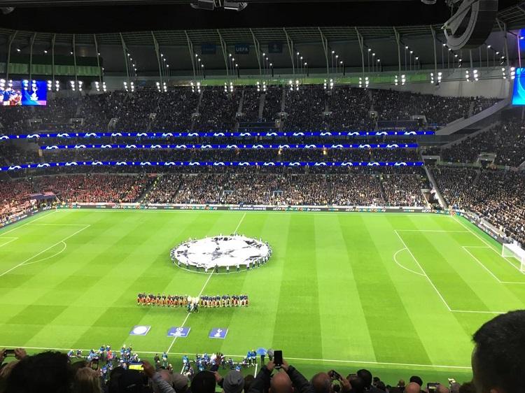 Zu Gast bei Tottenham Hotspur