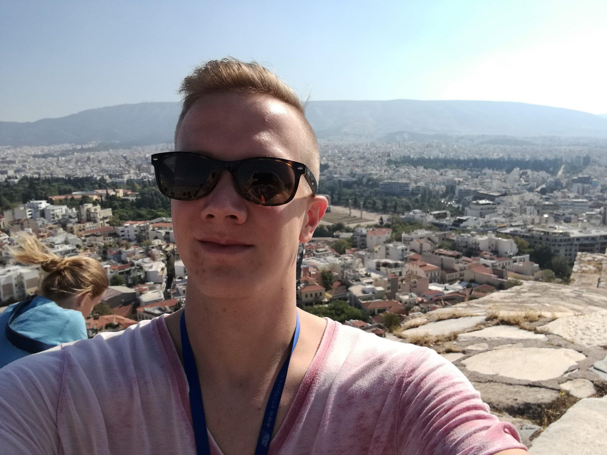Fan-Erlebnis in Athen