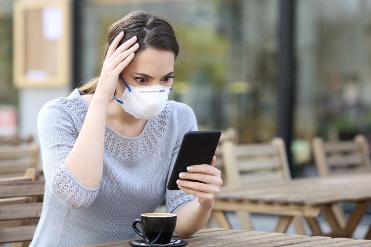 Smartphone Desinfizieren
