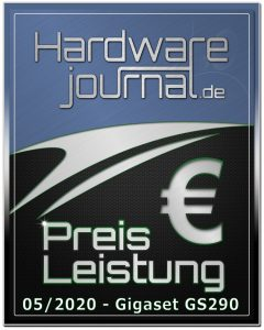 Hardware Journal Award GS290