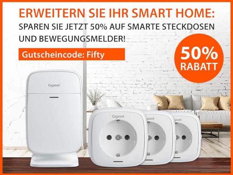 Smart Home 50%