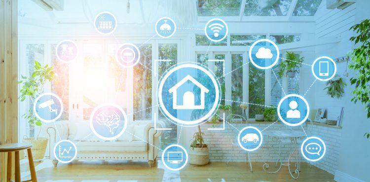 Smart Home Grafik