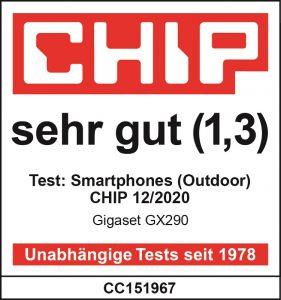 CHIP GX290_Test